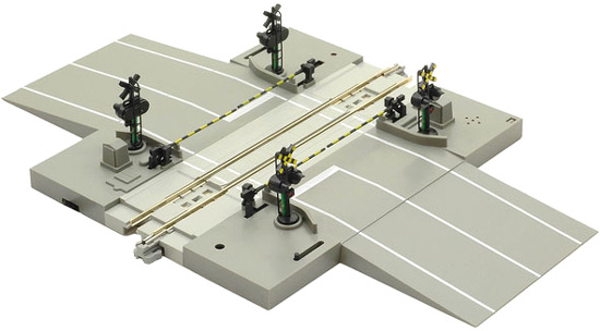 Discount Model Trains Com Ho Scale Automatic Crossing