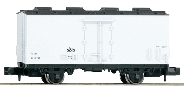 Refrigerated Car RE 12000 Freight Car - Kato 8006