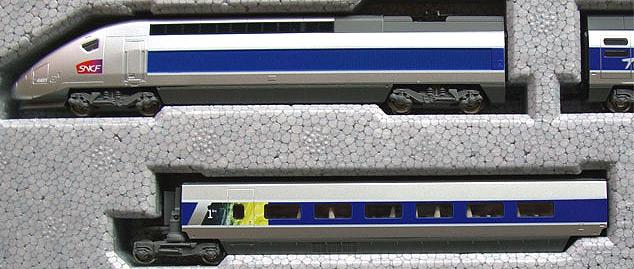 kN:n _... - 10 Cars Set - Kato K10914 (N scale