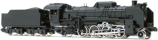 Kato 2006-1 D51 Standard Steam Locomotive